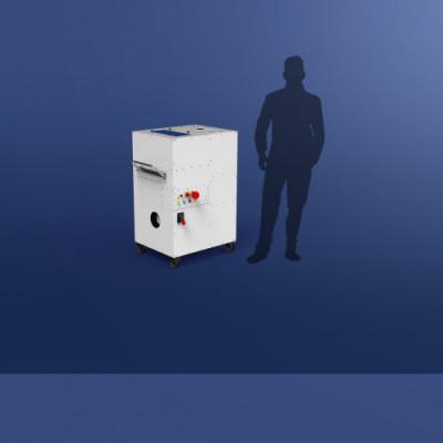 Mobil filter unit